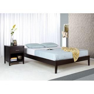 Tapered Leg Full-size Platform Bed