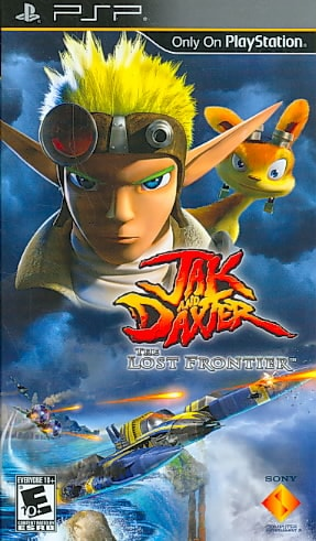 PSP - Jak and Daxter: The Lost Frontier