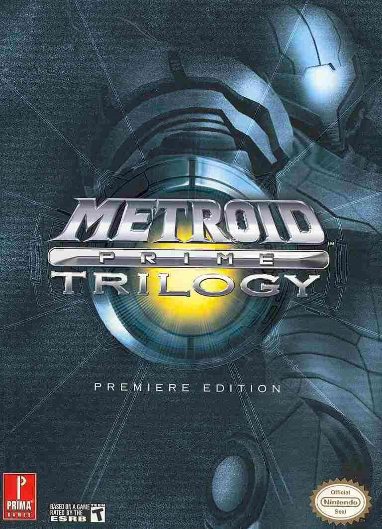 Metroid Prime Trilogy: Prima Official Game Guide (Paperback)