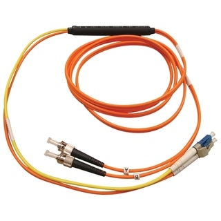 Tripp Lite 1M Fiber Optic Mode Conditioning Patch Cable ST/LC 3' 3ft