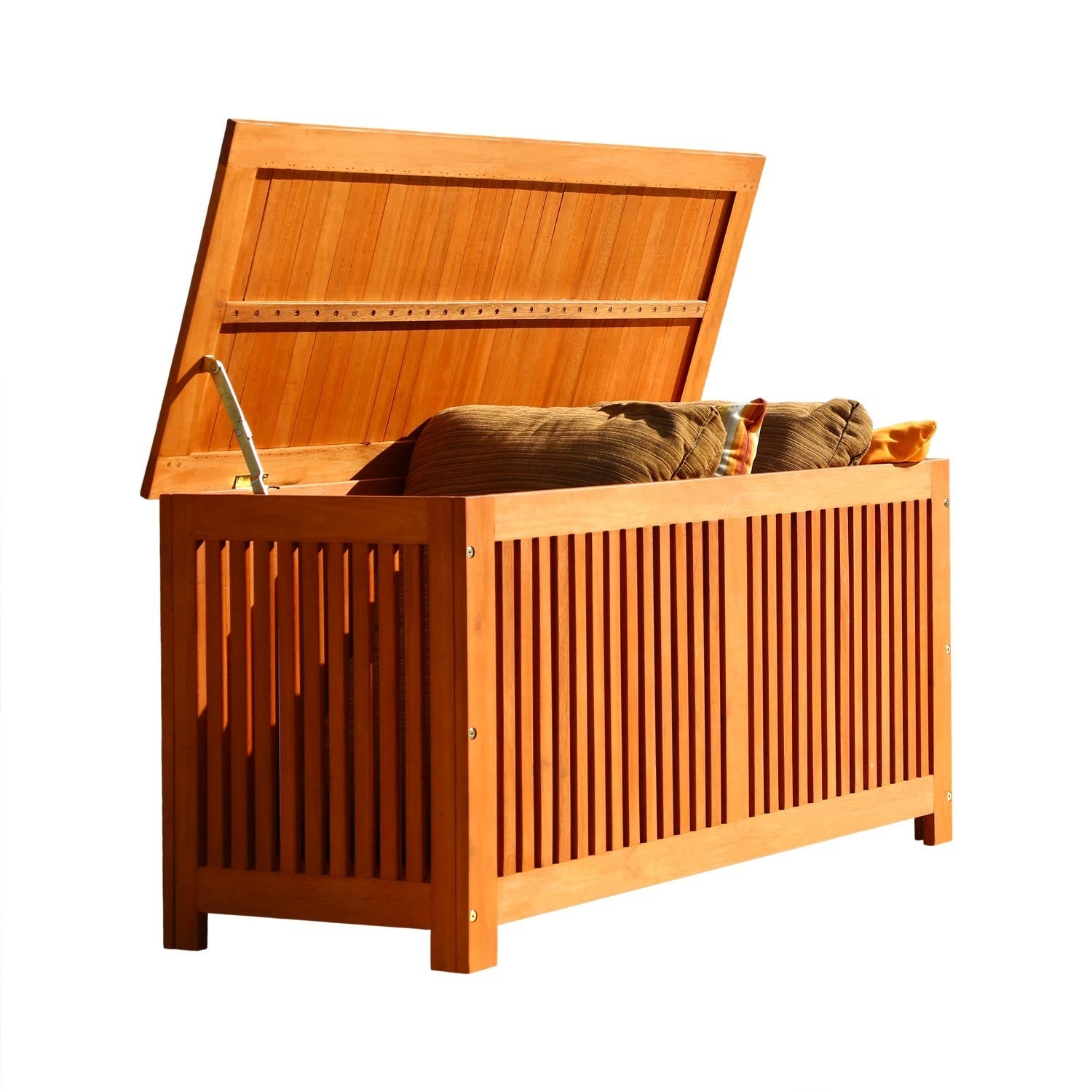 Shop Shorea Deck And Patio Storage Box Free Shipping On