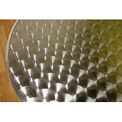 Aluminum Cover Round Table - Thumbnail 1