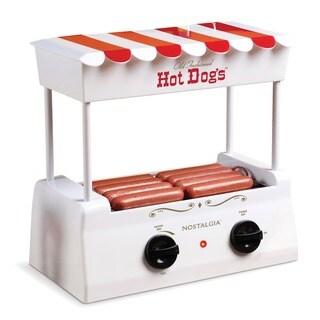 Nostalgia Electrics Vintage Collection Hot Dog Roller
