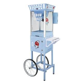 Nostalgia Electrics SCC-200 Vintage Collection Snow Cone Cart