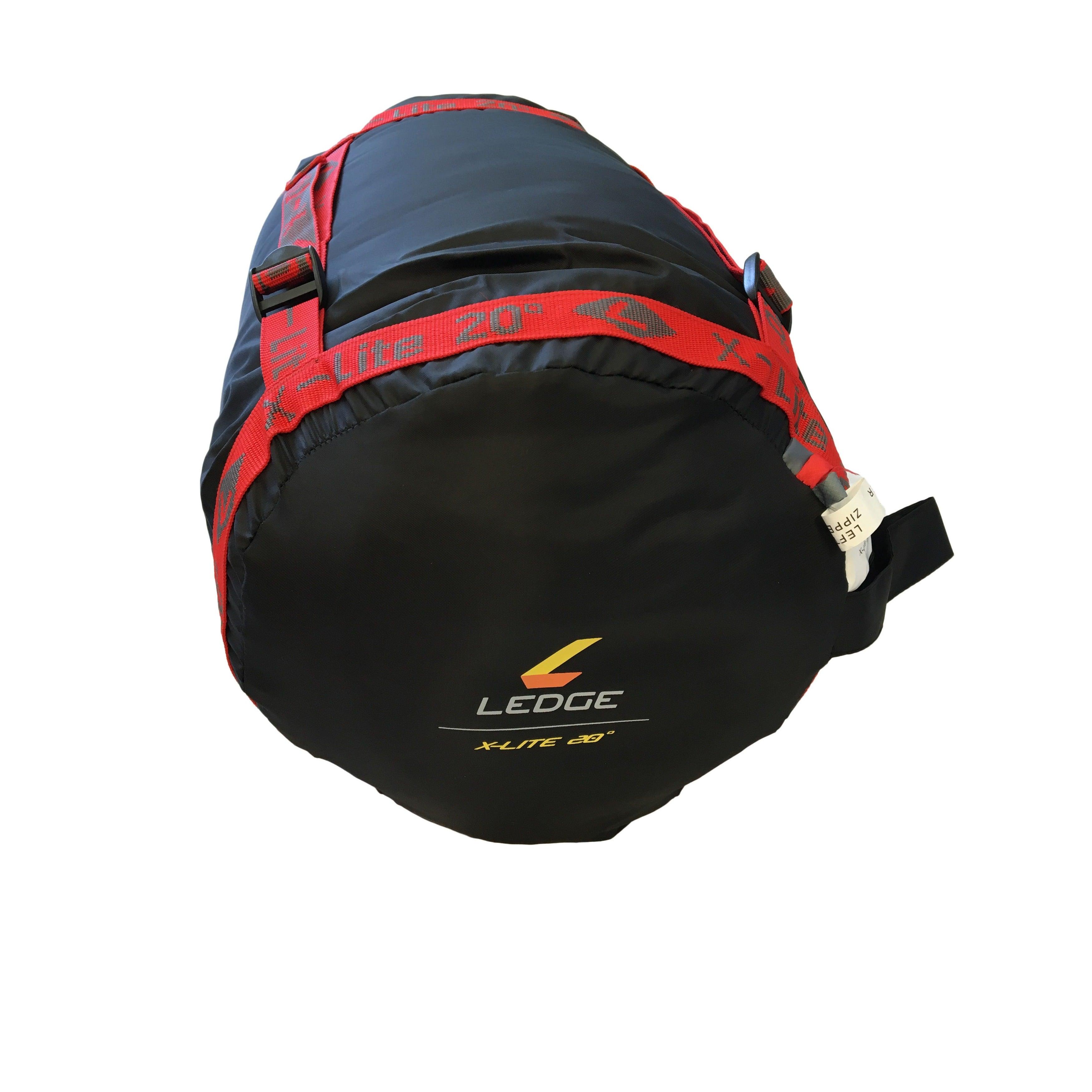 X Lite Ledge 20 Degree Oversize Ultra Light Sleeping Bag Blue