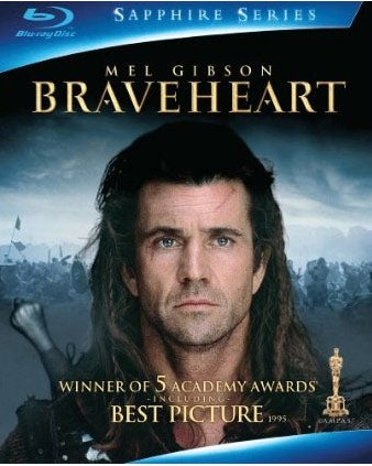 Braveheart (Sapphire Edition) (Blu-ray Disc)