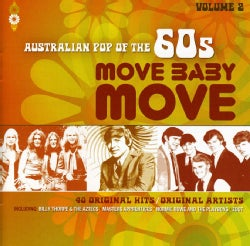 Various - Move Baby Move: Australian Pop of 60's V-2