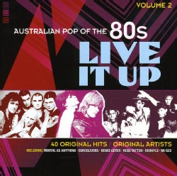 Various - Live It Up: Australian Pop of The 80's Vol 2