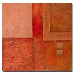 Joval 'Abstract' Gallery-wrapped Canvas Art - Thumbnail 1