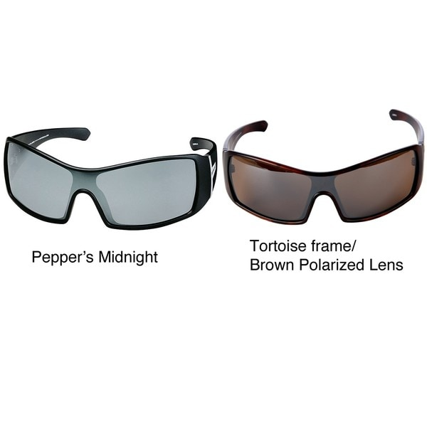 Pepper's 'Midnight' Men's Sunglasses