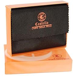 Romano RFID Billfold Zip-around Wallet