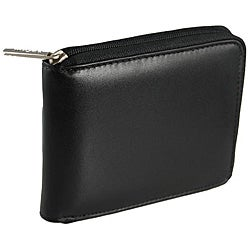 Romano RFID Billfold Zip-around Wallet