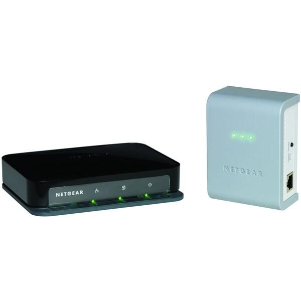 Netgear XAVB1004 Ethernet Switch