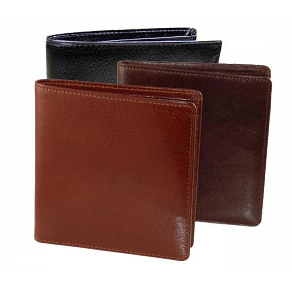 ba043c9c21f7 Shop Castello Men's Torino Hipster Wallet - Free Shipping On Orders ...
