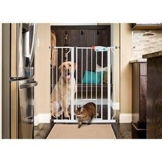 Carlson Extra-tall Walk Through Pet Gate