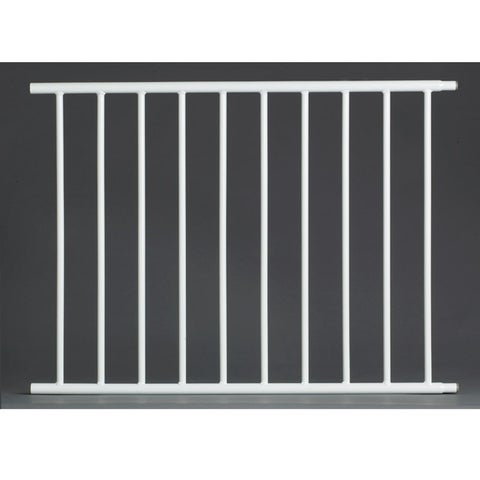 Carlson Walk-through White Steel 24-inch Extension for the Mini Pet Gate