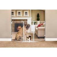 Shop Carlson Super Wide Extra Tall Maxi Pet Gate Free