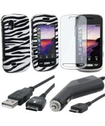 Case/ USB Cable/ Car Charger for Samsung Solstice
