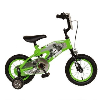 Kawasaki 12-inch Monocoque Boy's Bicycle