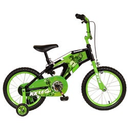 Kawasaki 16-inch Monocoque Boy's Bicycle