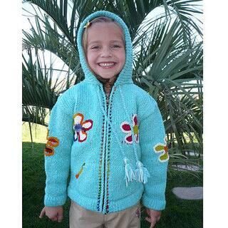 Handmade Garden Girl Turquoise Wool Sweater (Ecuador)|https://ak1.ostkcdn.com/images/products/4101507/P12112180.jpg?impolicy=medium