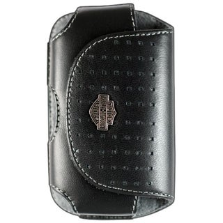 foneGEAR Harley-Davidson Horizontal Smartphone Case with Metal Logo