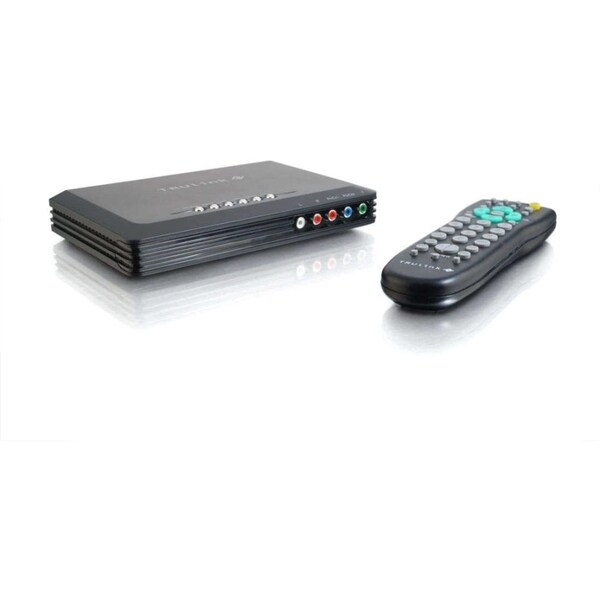 C2G Multi-Function Converter with CATV Tuner and Picture-in-Picture
