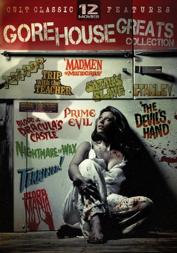 Gorehouse Greats Collection (DVD)