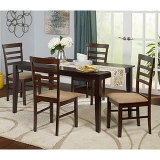 Buy Upholstered Kitchen & Dining Room Sets Online at Overstock.com ...