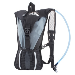 Gooseberry 1.5-liter Fill Cap Black Hydration Packs (Set of 2 ...