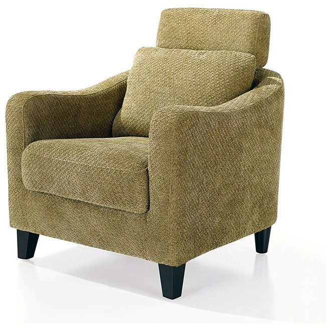 Beau Zen Fabric Club Chair