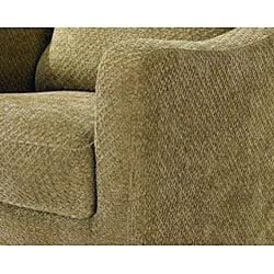 Zen Fabric Club Chair - Thumbnail 2