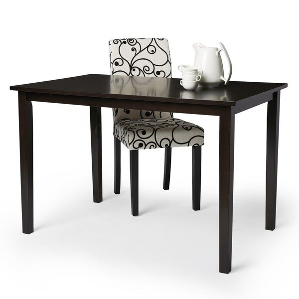 Simple Living Shaker Dining Table Free Shipping Today
