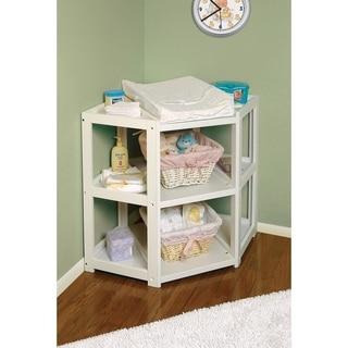 Link to Badger Basket Diaper Corner Baby Changing Table Similar Items in Kids' & Toddler Furniture