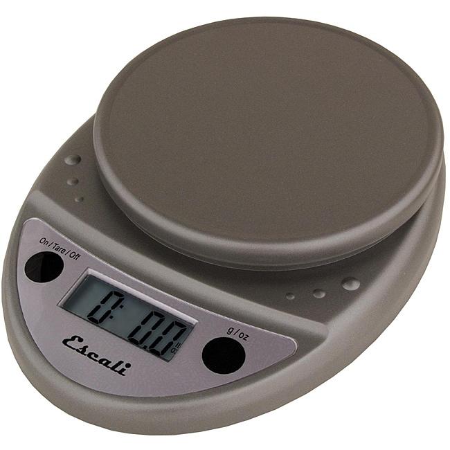 Primo Metallic Digital Scale