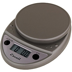Primo Metallic Digital Scale
