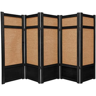 6ab4a6d67896 Buy 5 Panel Room Dividers   Decorative Screens Online at Overstock ...
