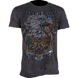 Silver Star Men's Fighters for Freedom T-shirt - Thumbnail 1