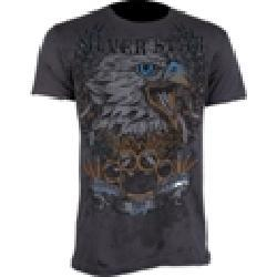 Silver Star Men's Fighters for Freedom T-shirt - Thumbnail 2