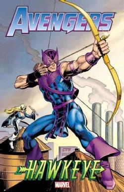 Avengers: Hawkeye (Paperback)