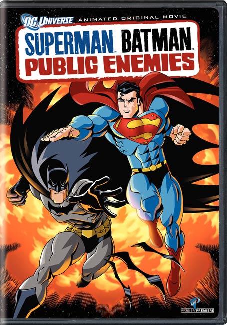 Superman/Batman: Public Enemies (DVD)
