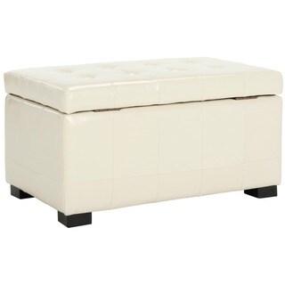 Safavieh Manhattan Off-white Small Storage Bench