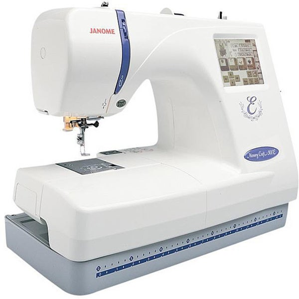 Janome Memory Craft 300E Embroidery Machine (NEW)