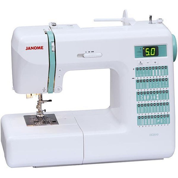 Shop Janome DC40 Computerized Sewing Machine NEW Free Shipping Delectable New Sewing Machine
