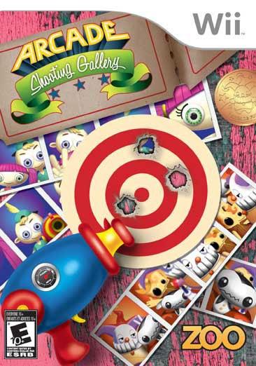 Wii - Arcade Shooting Gallery