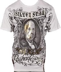 Silver Star Men's Rashad Evans T-shirt