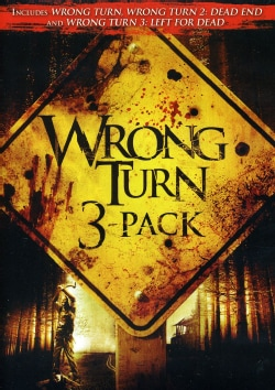 Wrong Turn 3-Pack (DVD)