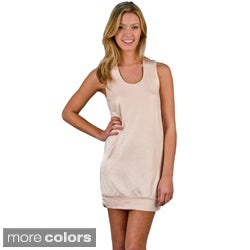 AtoZ Women's Fitted Tank Dress