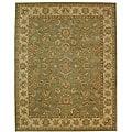 Safavieh Handmade Antiquities Gem Green Wool Rug - 12' x 18'