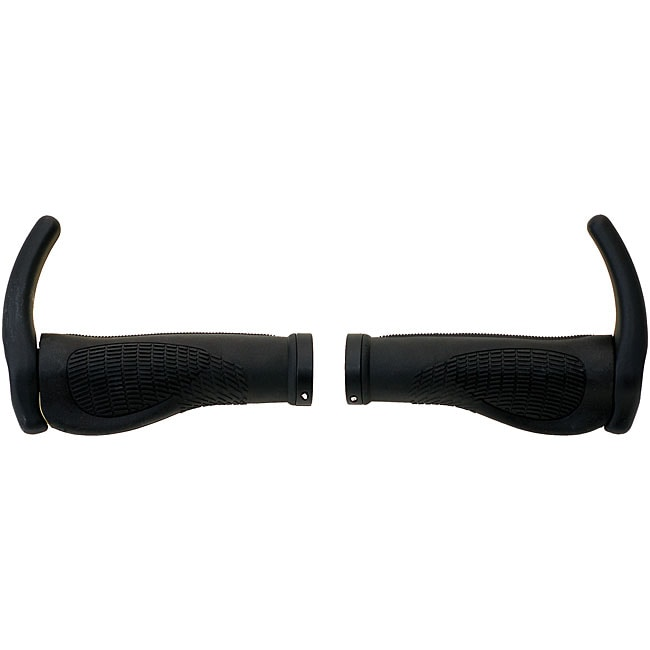 M-Wave Bike Anatomic Grip/ Bar End Combo - Thumbnail 0